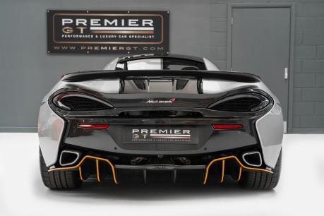 McLaren 570S V8 3.8 SSG. VEHICLE LIFT SYSTEM. REAR CAMERA. MCLAREN WARRANTY UNTIL 2022 8