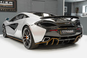 McLaren 570S V8 3.8 SSG. VEHICLE LIFT SYSTEM. REAR CAMERA. MCLAREN WARRANTY UNTIL 2022 7