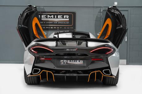 McLaren 570S V8 3.8 SSG. VEHICLE LIFT SYSTEM. REAR CAMERA. MCLAREN WARRANTY UNTIL 2022 9