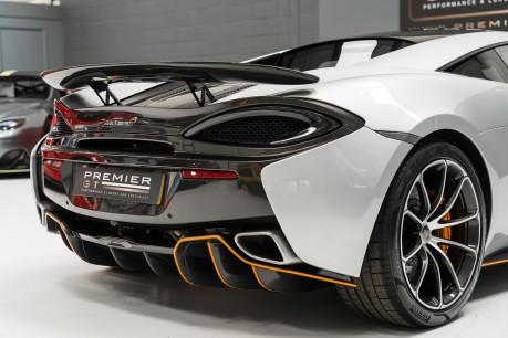 McLaren 570S V8 3.8 SSG. VEHICLE LIFT SYSTEM. REAR CAMERA. MCLAREN WARRANTY UNTIL 2022 11