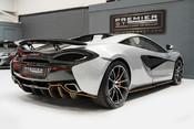 McLaren 570S V8 3.8 SSG. VEHICLE LIFT SYSTEM. REAR CAMERA. MCLAREN WARRANTY UNTIL 2022 10