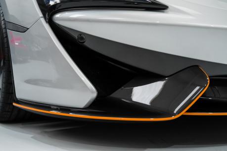McLaren 570S V8 3.8 SSG. VEHICLE LIFT SYSTEM. REAR CAMERA. MCLAREN WARRANTY UNTIL 2022 22
