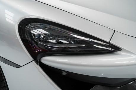 McLaren 570S V8 3.8 SSG. VEHICLE LIFT SYSTEM. REAR CAMERA. MCLAREN WARRANTY UNTIL 2022 25