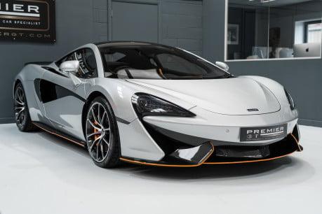 McLaren 570S V8 3.8 SSG. VEHICLE LIFT SYSTEM. REAR CAMERA. MCLAREN WARRANTY UNTIL 2022 28