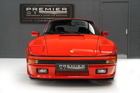 Porsche 911 TURBO. SE. 930. FACTORY BUILT FLATNOSE. 1 OF 50 RHD CARS. GENUINE C16 CAR 3