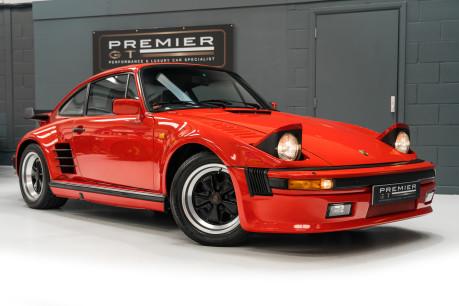 Porsche 911 TURBO. SE. 930. FACTORY BUILT FLATNOSE. 1 OF 50 RHD CARS. GENUINE C16 CAR 2