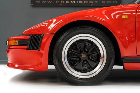Porsche 911 TURBO. SE. 930. FACTORY BUILT FLATNOSE. 1 OF 50 RHD CARS. GENUINE C16 CAR 6
