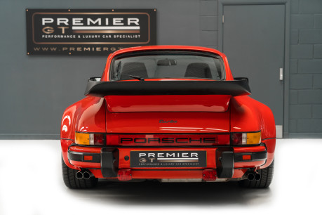 Porsche 911 TURBO. SE. 930. FACTORY BUILT FLATNOSE. 1 OF 50 RHD CARS. GENUINE C16 CAR 8