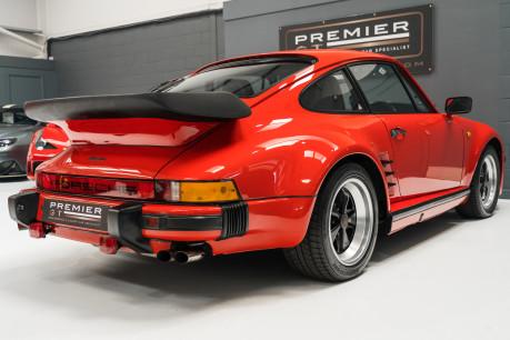 Porsche 911 TURBO. SE. 930. FACTORY BUILT FLATNOSE. 1 OF 50 RHD CARS. GENUINE C16 CAR 10