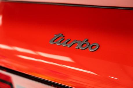 Porsche 911 TURBO. SE. 930. FACTORY BUILT FLATNOSE. 1 OF 50 RHD CARS. GENUINE C16 CAR 11