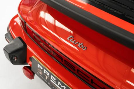 Porsche 911 TURBO. SE. 930. FACTORY BUILT FLATNOSE. 1 OF 50 RHD CARS. GENUINE C16 CAR 12