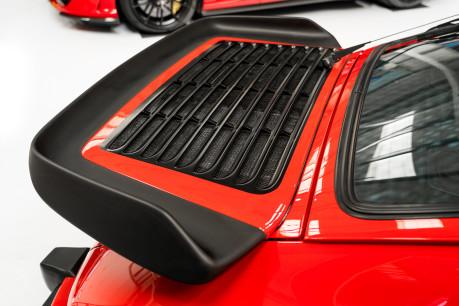 Porsche 911 TURBO. SE. 930. FACTORY BUILT FLATNOSE. 1 OF 50 RHD CARS. GENUINE C16 CAR 13