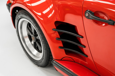 Porsche 911 TURBO. SE. 930. FACTORY BUILT FLATNOSE. 1 OF 50 RHD CARS. GENUINE C16 CAR 16