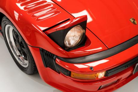 Porsche 911 TURBO. SE. 930. FACTORY BUILT FLATNOSE. 1 OF 50 RHD CARS. GENUINE C16 CAR 31