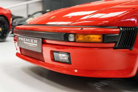 Porsche 911 TURBO. SE. 930. FACTORY BUILT FLATNOSE. 1 OF 50 RHD CARS. GENUINE C16 CAR 33