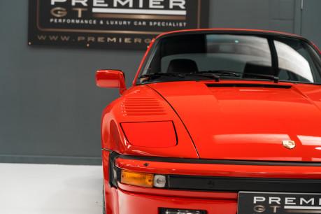 Porsche 911 TURBO. SE. 930. FACTORY BUILT FLATNOSE. 1 OF 50 RHD CARS. GENUINE C16 CAR 34