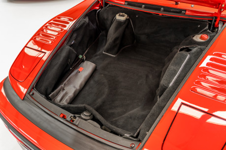 Porsche 911 TURBO. SE. 930. FACTORY BUILT FLATNOSE. 1 OF 50 RHD CARS. GENUINE C16 CAR 38