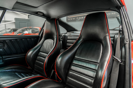 Porsche 911 TURBO. SE. 930. FACTORY BUILT FLATNOSE. 1 OF 50 RHD CARS. GENUINE C16 CAR 46