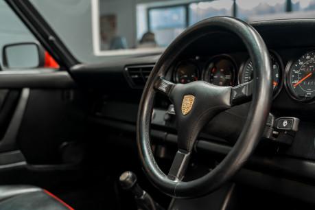 Porsche 911 TURBO. SE. 930. FACTORY BUILT FLATNOSE. 1 OF 50 RHD CARS. GENUINE C16 CAR 56