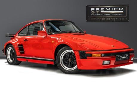 Porsche 911 TURBO. SE. 930. FACTORY BUILT FLATNOSE. 1 OF 50 RHD CARS. GENUINE C16 CAR 1