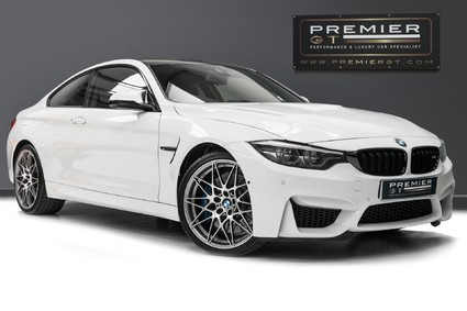 BMW M4 DCT. COMPETITION. CARBON INTERIOR PACK. HUD. HARMON KARDON. REAR CAMERA.