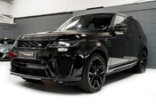Land Rover Range Rover Sport SVR. 5.0 V8. NOW SOLD, SIMILAR REQUIRED. PLEASE CALL 01903 254 800 3