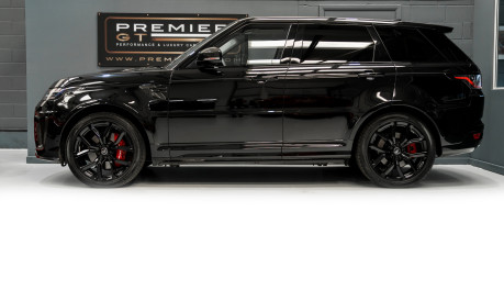 Land Rover Range Rover Sport SVR. 5.0 V8. NOW SOLD, SIMILAR REQUIRED. PLEASE CALL 01903 254 800 4