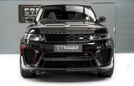 Land Rover Range Rover Sport SVR. 5.0 V8. NOW SOLD, SIMILAR REQUIRED. PLEASE CALL 01903 254 800 2