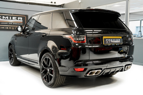 Land Rover Range Rover Sport SVR. 5.0 V8. NOW SOLD, SIMILAR REQUIRED. PLEASE CALL 01903 254 800 5