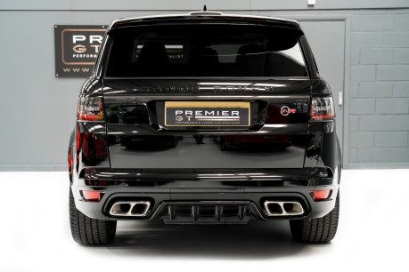 Land Rover Range Rover Sport SVR. 5.0 V8. NOW SOLD, SIMILAR REQUIRED. PLEASE CALL 01903 254 800 6