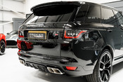 Land Rover Range Rover Sport SVR. 5.0 V8. NOW SOLD, SIMILAR REQUIRED. PLEASE CALL 01903 254 800 8