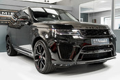 Land Rover Range Rover Sport SVR. 5.0 V8. NOW SOLD, SIMILAR REQUIRED. PLEASE CALL 01903 254 800 22