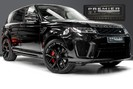 Land Rover Range Rover Sport SVR. 5.0 V8. NOW SOLD, SIMILAR REQUIRED. PLEASE CALL 01903 254 800