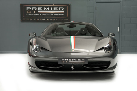 Ferrari 458 SPIDER DCT. 4.5 V8. NOW SOLD. SIMILAR REQUIRED CALL 01903 254 800. 2
