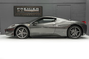 Ferrari 458 SPIDER DCT. 4.5 V8. NOW SOLD. SIMILAR REQUIRED CALL 01903 254 800. 4