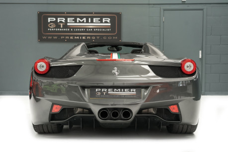 Ferrari 458 SPIDER DCT. 4.5 V8. NOW SOLD. SIMILAR REQUIRED CALL 01903 254 800. 7