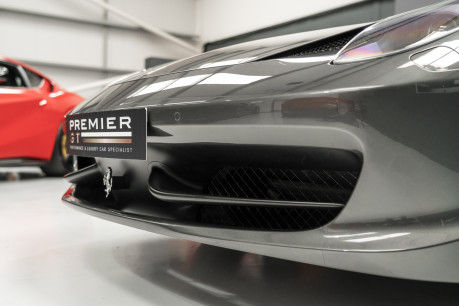 Ferrari 458 SPIDER DCT. 4.5 V8. NOW SOLD. SIMILAR REQUIRED CALL 01903 254 800. 27