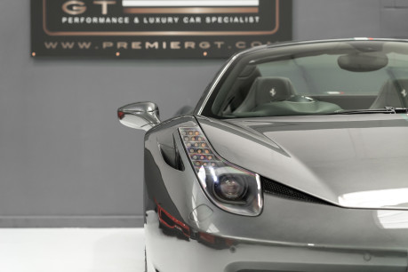 Ferrari 458 SPIDER DCT. 4.5 V8. NOW SOLD. SIMILAR REQUIRED CALL 01903 254 800. 30