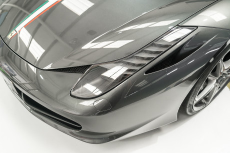 Ferrari 458 SPIDER DCT. 4.5 V8. NOW SOLD. SIMILAR REQUIRED CALL 01903 254 800. 31