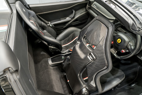 Ferrari 458 SPIDER DCT. 4.5 V8. NOW SOLD. SIMILAR REQUIRED CALL 01903 254 800. 5