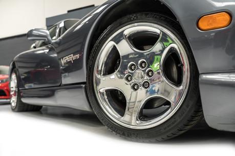 Dodge Viper GTS. 8.0 V10. LIMITED RUN PAINTWORK. SPORT SUSPENSION. RARE MODEL. 1
