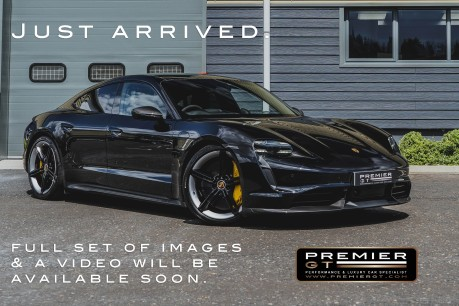 Porsche Taycan TURBO S. HUGE SPECIFICATION. NOW SOLD. SIMILAR REQUIRED. CALL 01903 254 800 1