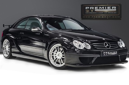 Mercedes-Benz CLK DTM. 5.4 V8 SUPERCHARGED. 1 OF 40 RHD CARS. 1 OF 100 COUPES.