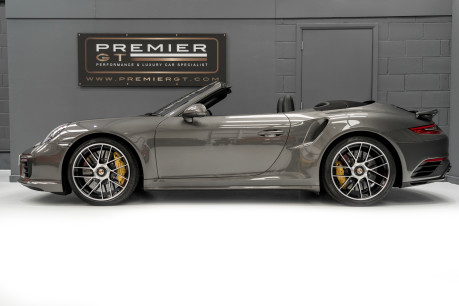 Porsche 911 TURBO S PDK CABRIOLET. NOW SOLD. SIMILAR REQUIRED. CALL 01903 254 800. 4