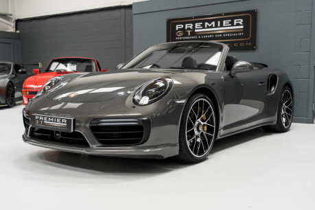 Porsche 911 TURBO S PDK CABRIOLET. NOW SOLD. SIMILAR REQUIRED. CALL 01903 254 800. 3