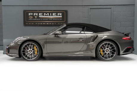 Porsche 911 TURBO S PDK CABRIOLET. NOW SOLD. SIMILAR REQUIRED. CALL 01903 254 800. 5