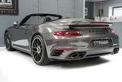 Porsche 911 TURBO S PDK CABRIOLET. NOW SOLD. SIMILAR REQUIRED. CALL 01903 254 800. 7