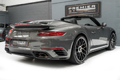 Porsche 911 TURBO S PDK CABRIOLET. NOW SOLD. SIMILAR REQUIRED. CALL 01903 254 800. 9
