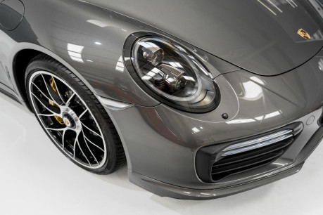 Porsche 911 TURBO S PDK CABRIOLET. NOW SOLD. SIMILAR REQUIRED. CALL 01903 254 800. 25