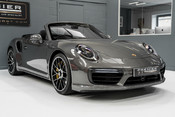 Porsche 911 TURBO S PDK CABRIOLET. NOW SOLD. SIMILAR REQUIRED. CALL 01903 254 800. 30